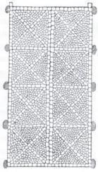 Ilustração de Calçada Romana