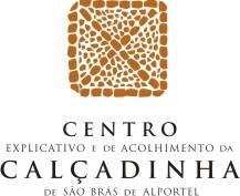 Logotipo do Centro Explicativo e de Acolhimento da Calçadinha