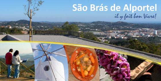 São Brás de Alportel - il y fait bon vivre!