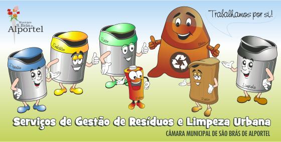 Serviços de Gestão de Resíduos e Limpeza Urbana