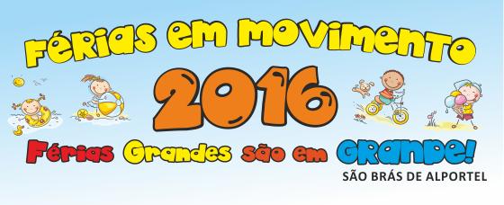 Férias em Movimento 2016