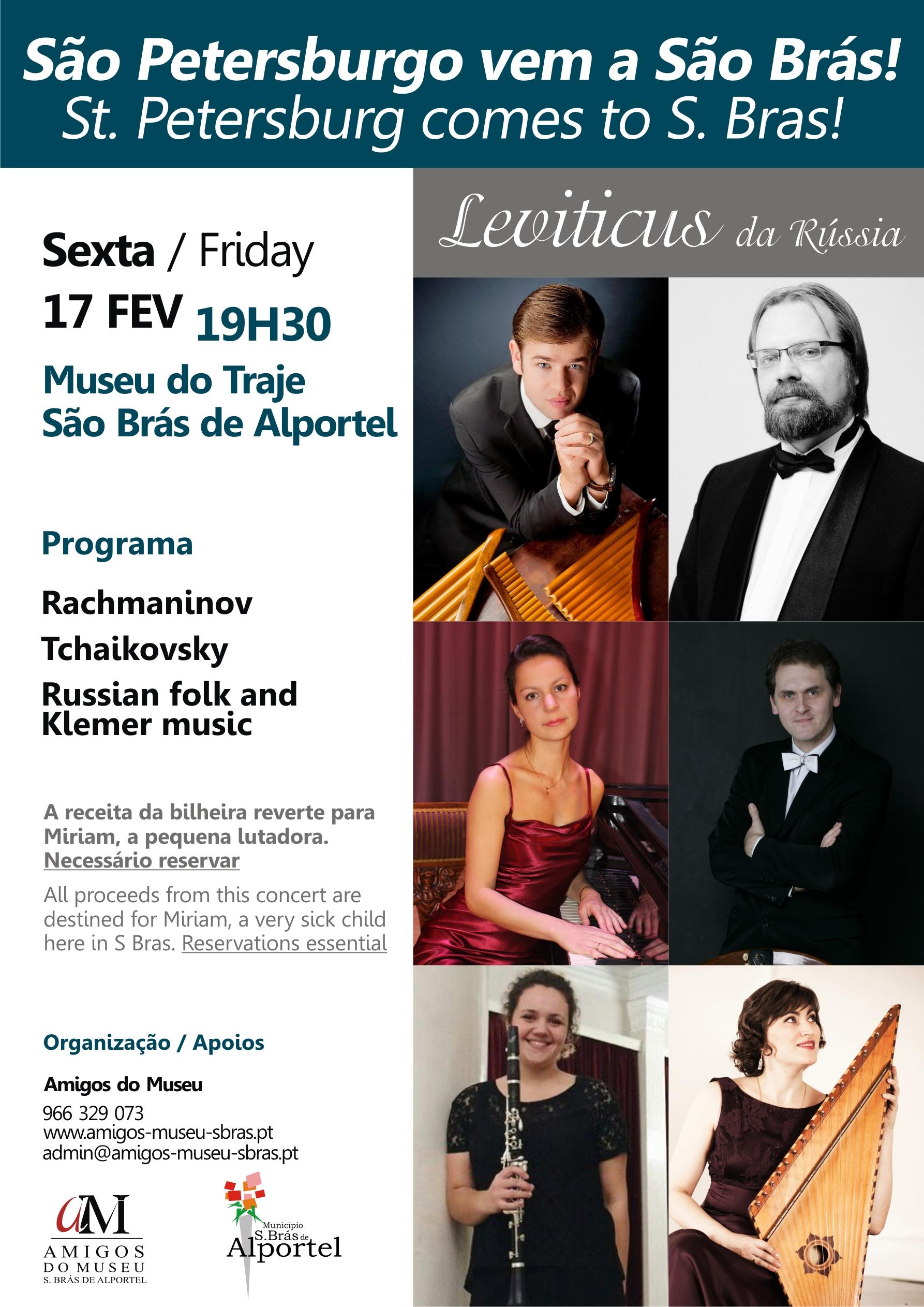 concerto leviticus