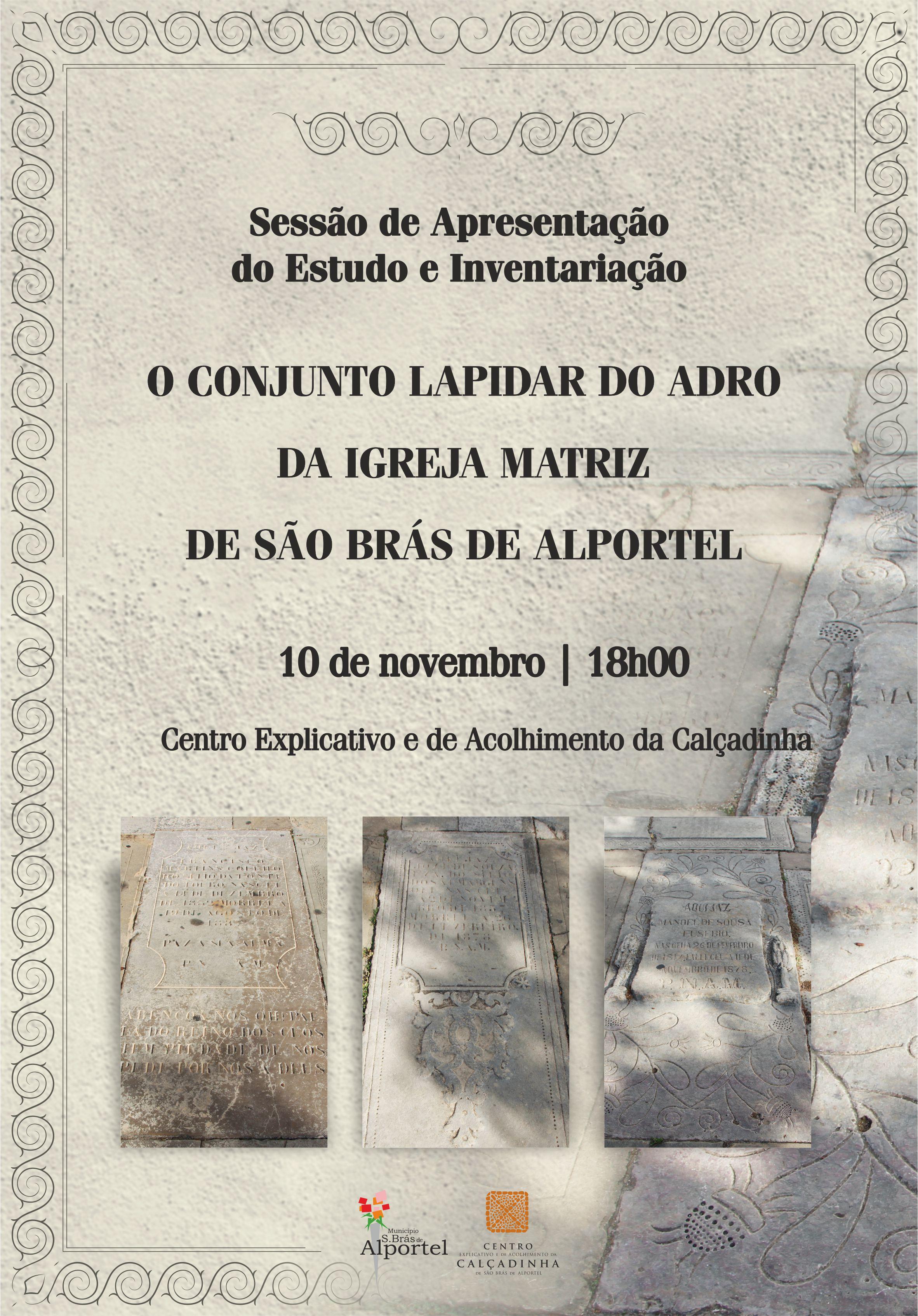 cartaz de apresentação do estudo