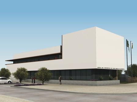 Edifício Sede da Junta de Freguesia de São Brás de Alportel