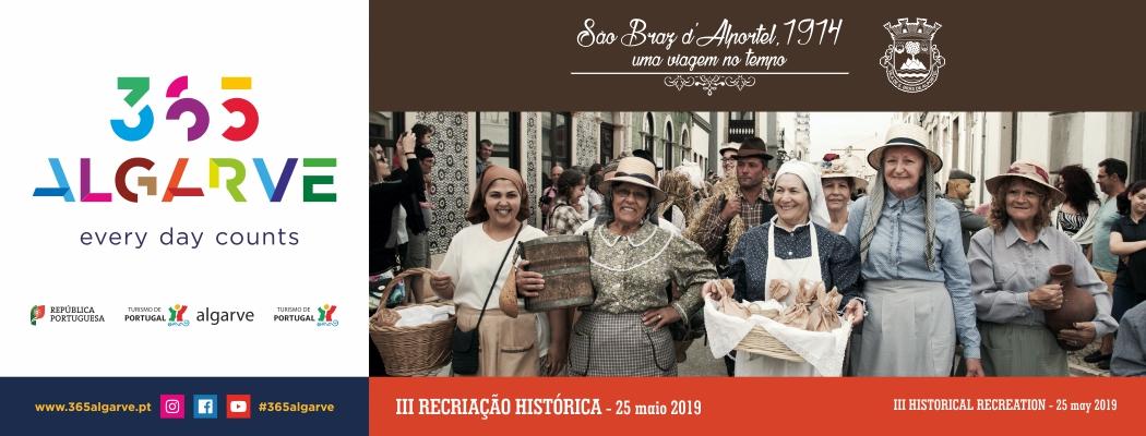 III Recriação histórica - São Braz d'Alportel, 1914