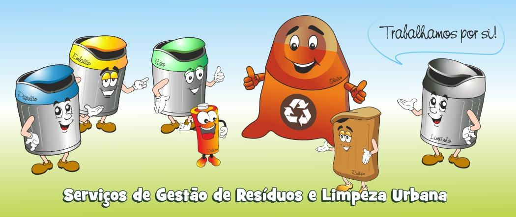 Serviço de gestão de resíduos urbanos
