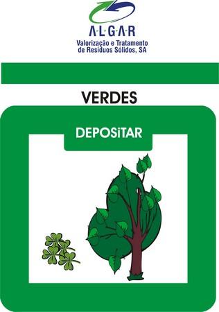 Depositar Verdes